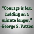 Patton On Courage.