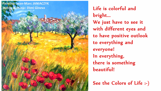 See Colors Of Life.