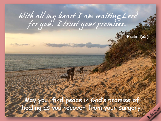 God Promises To Heal.