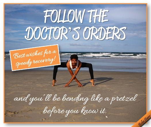 Doctor's Orders.