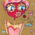 Love Strawberries Mask!