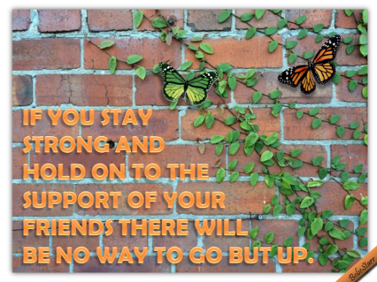 Hold on to support free support ecards greeting cards 123 greetings customize and send this ecard hold on to support m4hsunfo