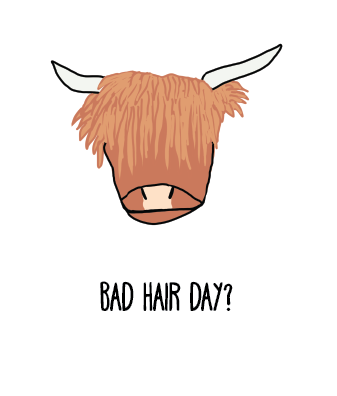 Bad hair day free support ecards greeting cards 123 greetings m4hsunfo