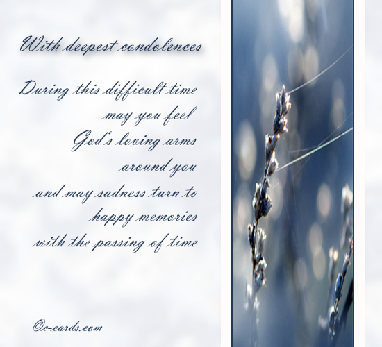 Your loss free sympathy condolences ecards greeting cards your loss m4hsunfo