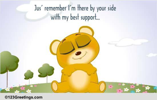 A Big Fat Squidgy Hug Sympathy Thinking of You by ... |Hug Messages Sympathy