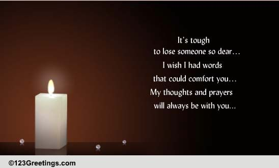 message free sympathy and condolences ecards greetings Quoteko Depressing Love Quotes For Her