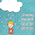 Showering You With Love.