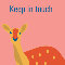 Home : Keep in Touch : Keep in Touch - Keep In Touch Deer Greeting Cards.
