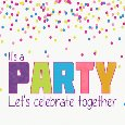 Home : Invitations : Party Invitations - It's A Party.