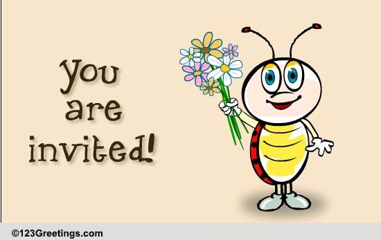 Invitations For Friends Cards, Free Invitations For ...