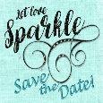 Let Love Sparkle.