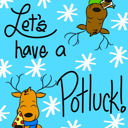 Let's Have A Potluck!