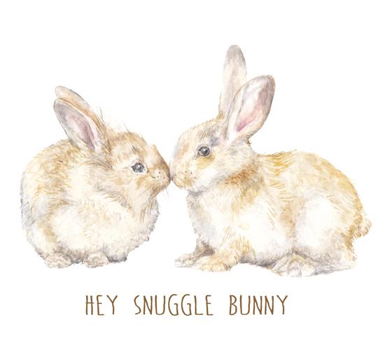 Hey Snuggle Bunny...