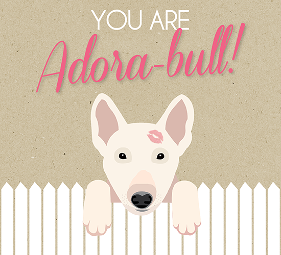 You Are Adorable!