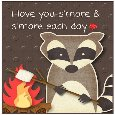 I Love You S'more...