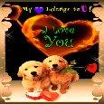 Home : Love : Cute Love Cards - A Cute Love Ecard For You.