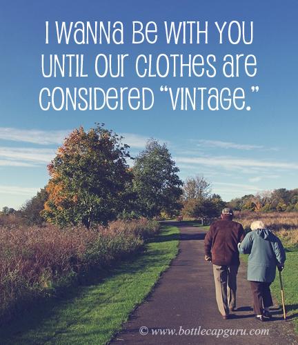Funny Vintage Love Ecard For Him & Her.