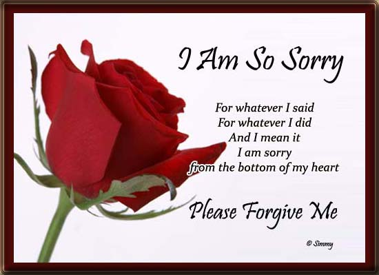 I am so sorry and i mean it free i am sorry ecards greeting cards i am so sorry and i mean it m4hsunfo