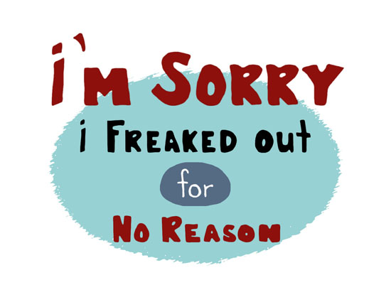 how to say sorry i& 39