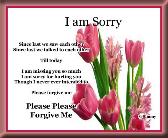 Sorry never intend to hurt you free i am sorry ecards greeting say sorry and ask for forgiveness if your loved one is hurt by you customize and send this ecard m4hsunfo
