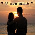 U Are Mine.