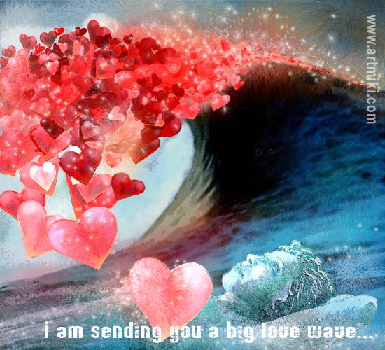 Love Wave.
