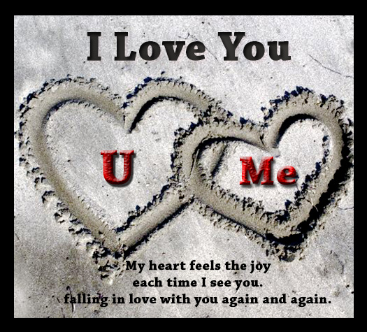 Free Love Birthday Ecards For Her: U And Me... Free I Love You ECards, Greeting Cards