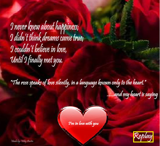 my love you are very special to me free i love you ecards
