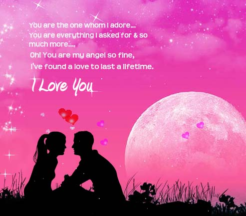 I Love You Quotes For Her From Him