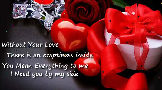 You Mean Everything To Me! Free I Love You ECards