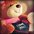 Cuddliest Way To Say I Love You.