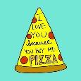 Pizza Love!