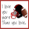 Madly In Love With Football Player!