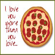 Love My Pizza Lover!