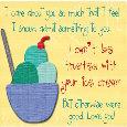 Trust, Love, And Ice Cream!