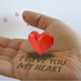 I Give You My Heart!