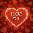 I Love You Hearts!