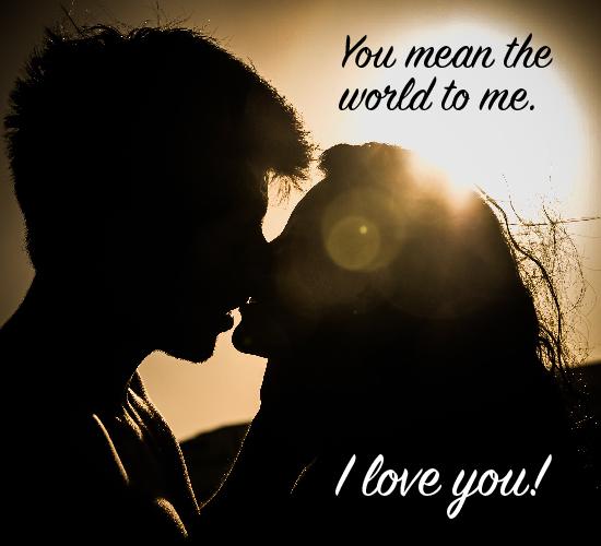 Love Kiss!