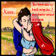 My Kisses Are Forever Yours.