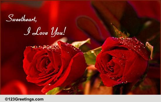 i need you free roses ecards greeting cards  123