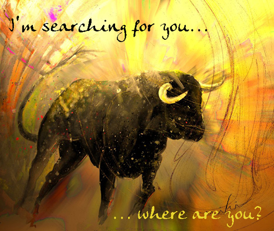 I Am Searching For You.