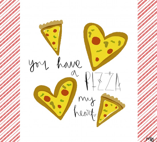Have A Pizza, My Heart!!