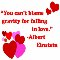 Einstein On Love.