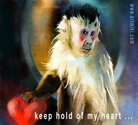 Keep Hold Of My Heart.