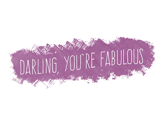 Darling, You're Fabulous. Free You Are Special ECards