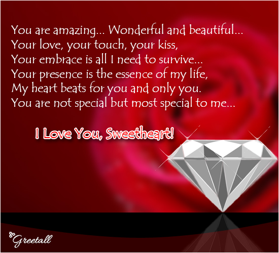 You Are Amazing And I Love You: You Are Amazing, You Are Special! Free You Are Special