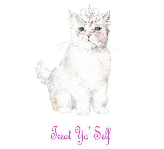 Treat Yo' Self!!