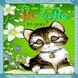 Home : Pets : Hi-hello - Kitty Wants To Say Hi-hello To You.