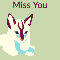 Home : Pets : Miss You - Miss You Says Cat Greeting Cards.