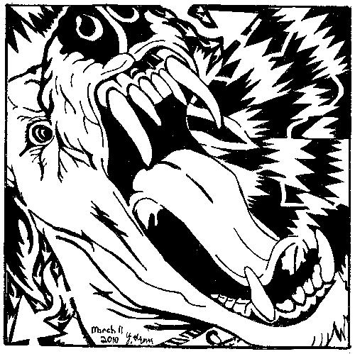 Barking Dog Maze.